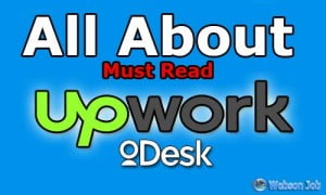 All About oDesk Upwork