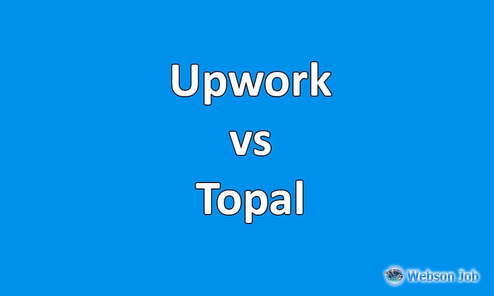 toptal vs upwork