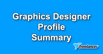 Graphics-Designer-Profile-Summary-Sample